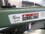 "CENTRAL MACHINERY Scroll Saw 16"" SCROLL SAW"